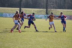 RUS Utrecht 2 - RC Waterland Dames