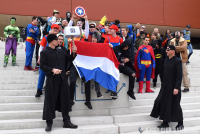Superhelden Jeugdtour 2018