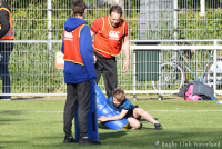 Training Guppen&Turven bij Rugby Club Waterland op 14 mei 2020
