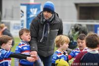 Turven en Benjamins Toernooi bij RC Waterland - 1 december 2018