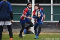 Voorronde NK Mini's bij Zaandijk Rugby